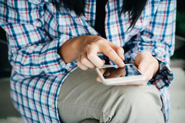 Brug din smartphone og ansøg om et lån på 30 sekunder